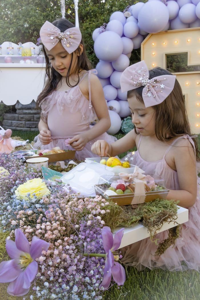 Blooming Spring Garden Party on Kara's Party Ideas | KarasPartyIdeas.com (8)