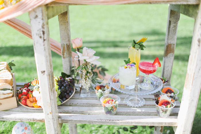 Boho Bunny Petting Zoo Party on Kara's Party Ideas | KarasPartyIdeas.com (35)