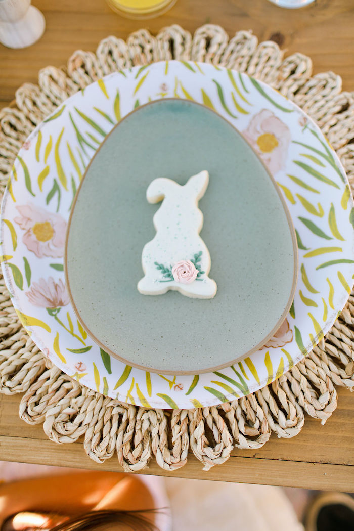 Boho Bunny Petting Zoo Party on Kara's Party Ideas | KarasPartyIdeas.com (22)