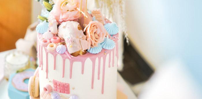 Boho Donut Birthday Party on Kara's Party Ideas | KarasPartyIdeas.com (3)