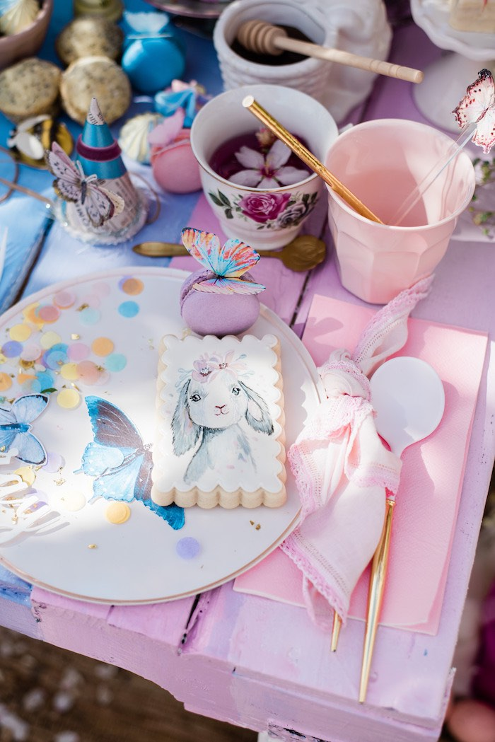 Bridgerton Inspired Easter Party on Kara's Party Ideas | KarasPartyIdeas.com (54)