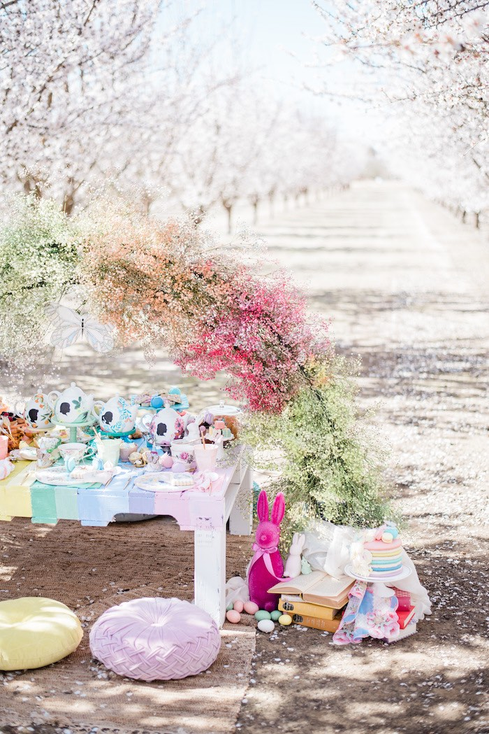 Bridgerton Inspired Easter Party on Kara's Party Ideas | KarasPartyIdeas.com (50)