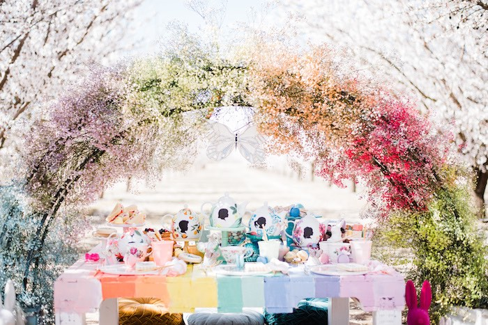 Bridgerton Inspired Easter Party on Kara's Party Ideas | KarasPartyIdeas.com (43)