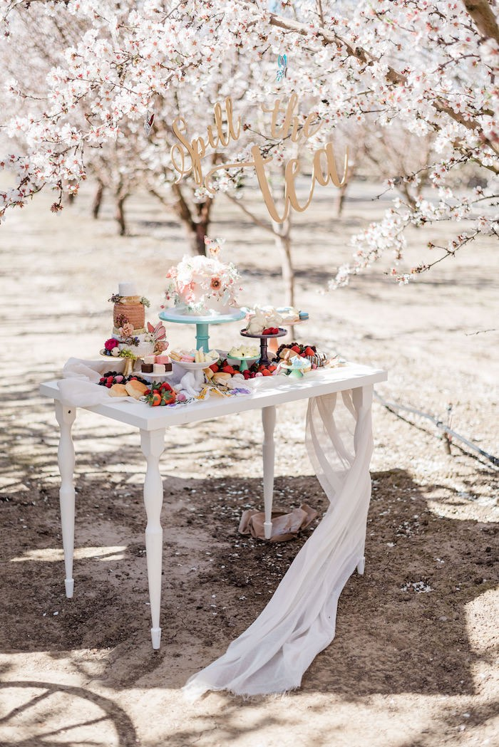 Bridgerton Inspired Easter Party on Kara's Party Ideas | KarasPartyIdeas.com (18)