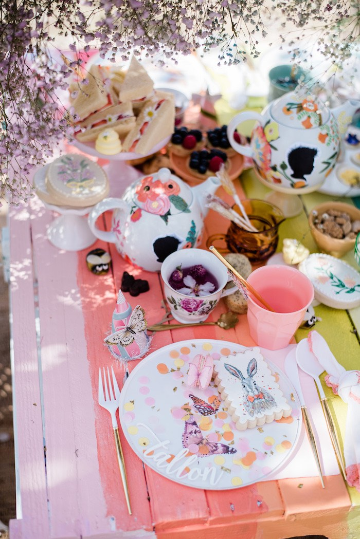 Bridgerton Inspired Easter Party on Kara's Party Ideas | KarasPartyIdeas.com (62)