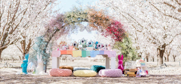 Bridgerton Inspired Easter Party on Kara's Party Ideas | KarasPartyIdeas.com (6)