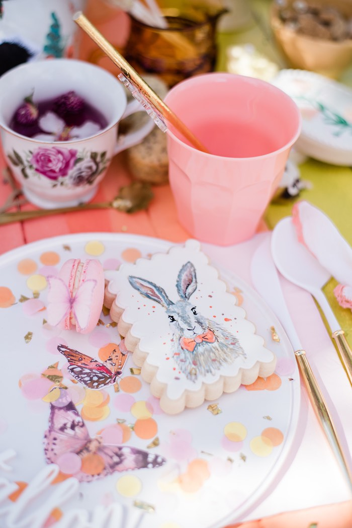 Bridgerton Inspired Easter Party on Kara's Party Ideas | KarasPartyIdeas.com (60)