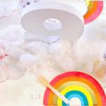 Cloud Nine Sleepover on Kara's Party Ideas | KarasPartyIdeas.com