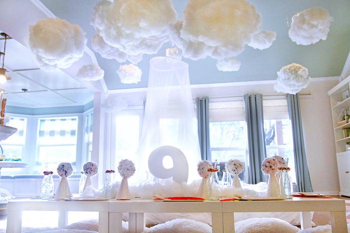 Cloud Nine Sleepover on Kara's Party Ideas | KarasPartyIdeas.com (29)
