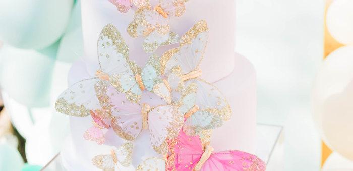 Pastel Rainbow Unicorn Party on Kara's Party Ideas | KarasPartyIdeas.com (3)