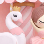 Pink Swan Birthday Party on Kara's Party Ideas | KarasPartyIdeas.com (2)