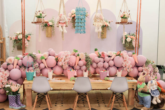 Play Date Flower Garden Party on Kara's Party Ideas | KarasPartyIdeas.com (38)