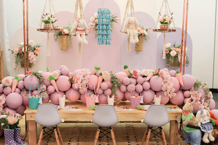 Play Date Flower Garden Party on Kara's Party Ideas | KarasPartyIdeas.com (37)