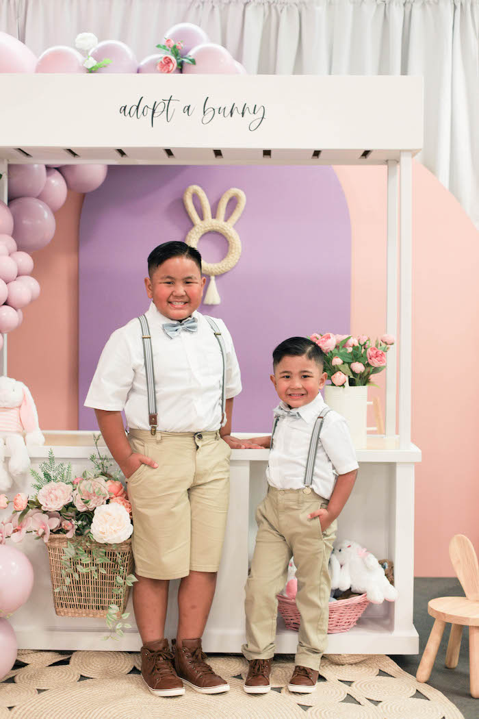 Play Date Flower Garden Party on Kara's Party Ideas | KarasPartyIdeas.com (7)