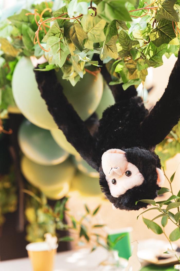 Safari Adventure Birthday Party on Kara's Party Ideas | KarasPartyIdeas.com (10)