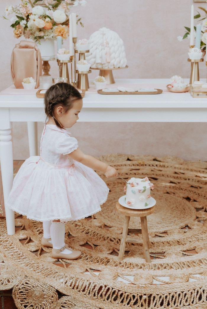 Secret Garden Birthday Party on Kara's Party Ideas | KarasPartyIdeas.com (5)
