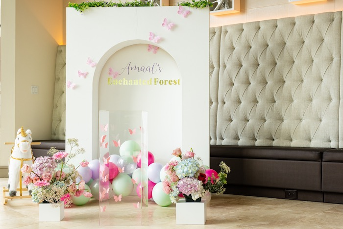 Spring Enchanted Forest Party on Kara's Party Ideas | KarasPartyIdeas.com (18)