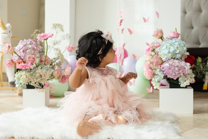 Spring Enchanted Forest Party on Kara's Party Ideas | KarasPartyIdeas.com (27)