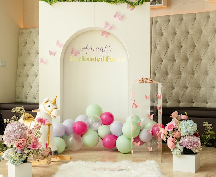 Spring Enchanted Forest Party on Kara's Party Ideas | KarasPartyIdeas.com (26)