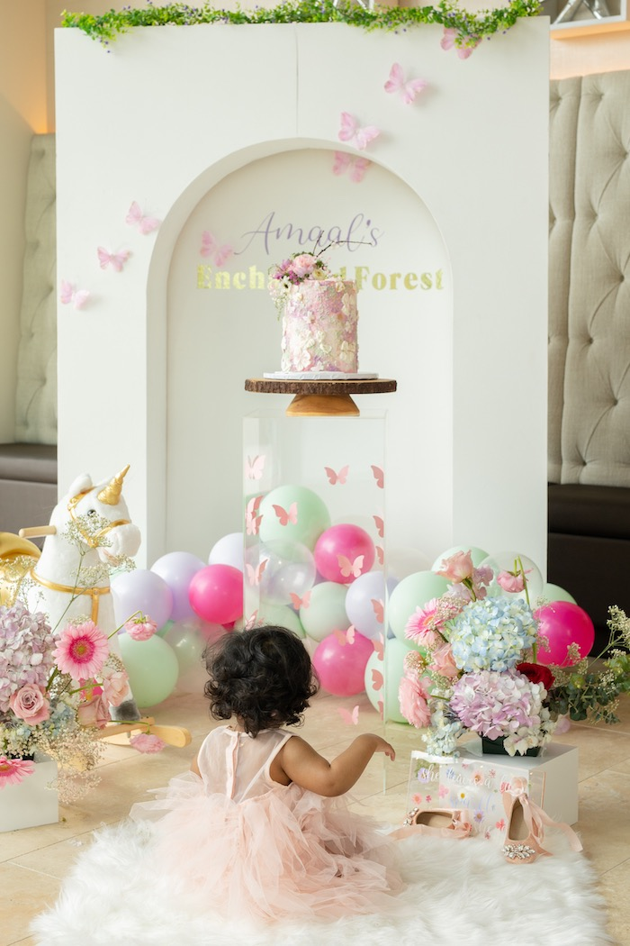 Spring Enchanted Forest Party on Kara's Party Ideas | KarasPartyIdeas.com (24)