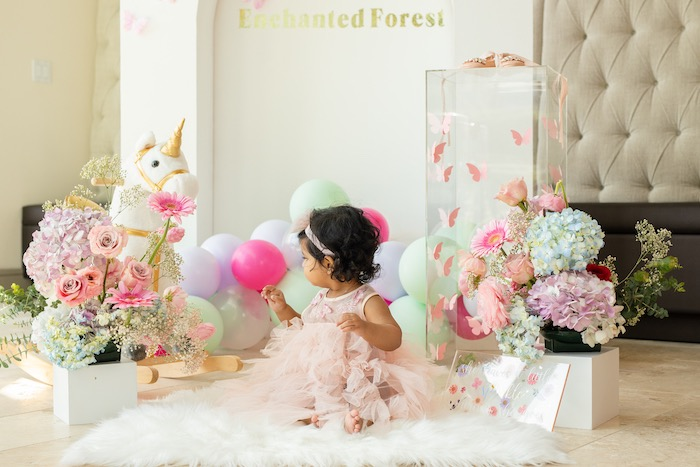 Spring Enchanted Forest Party on Kara's Party Ideas | KarasPartyIdeas.com (20)