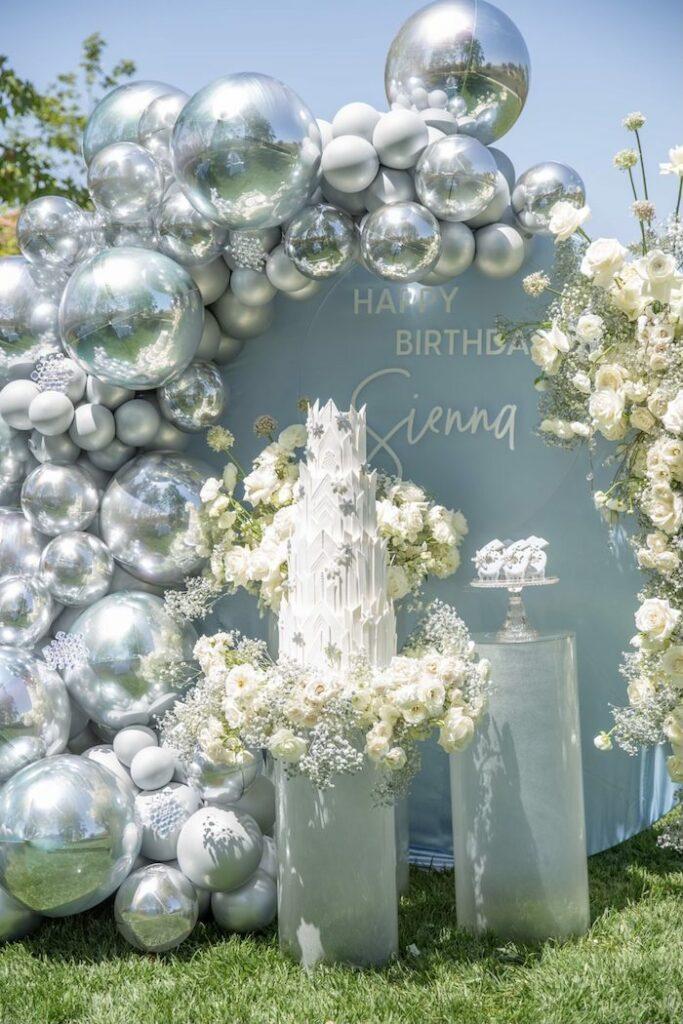 Frozen Arendelle Inspired Birthday Party via Kara's Party Ideas   KarasPartyIdeas.com