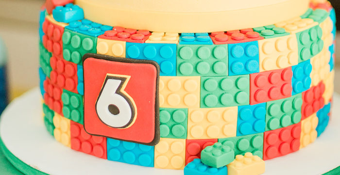 Lego Birthday Party on Kara's Party Ideas | KarasPartyIdeas.com