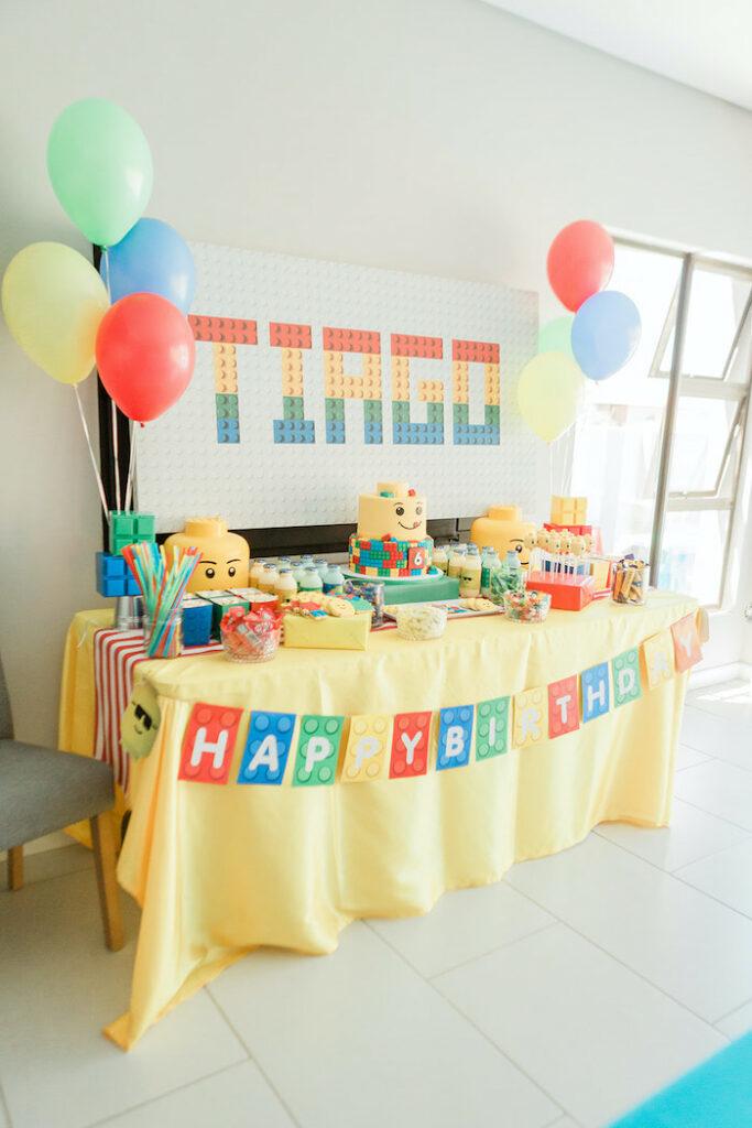 Lego Birthday Party on Kara's Party Ideas   KarasPartyIdeas.com