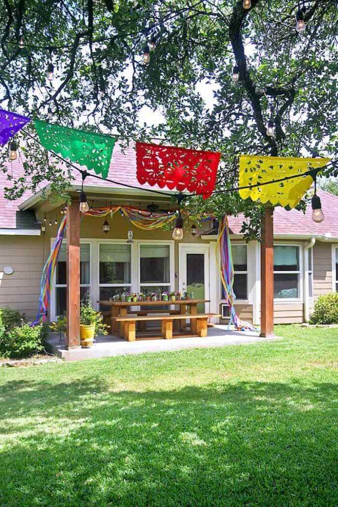 "Cinco ""en"" Mayo 5th Birthday Fiesta on Kara's Party Ideas   KarasPartyIdeas.com"