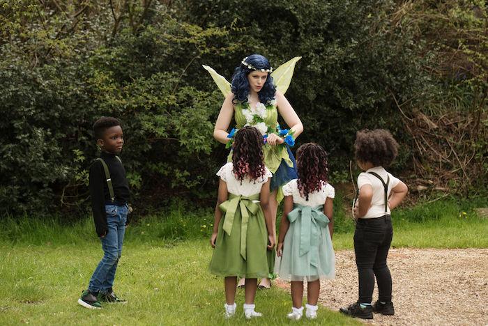 Eco-friendly Enchanted Woodland Party on Kara's Party Ideas | KarasPartyIdeas.com
