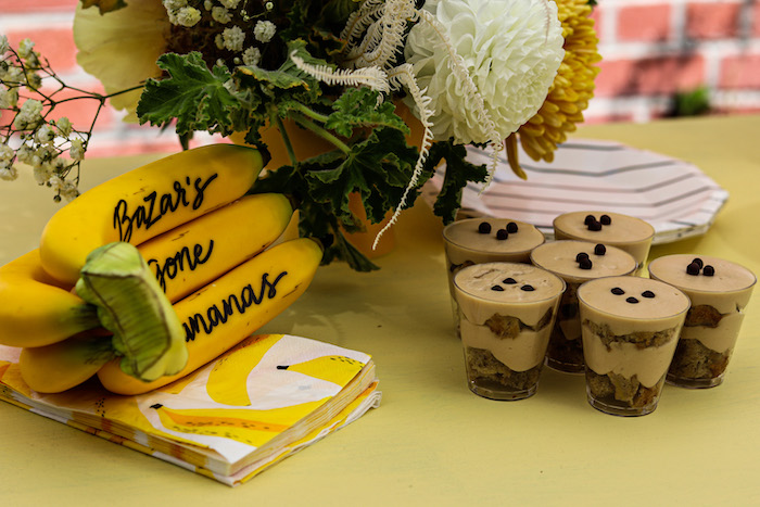 Gone Bananas Birthday Party on Kara's Party Ideas | KarasPartyIdeas.com