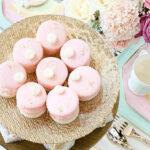 Pastel Rainbow Tea Party on Kara's Party Ideas | KarasPartyIdeas.com