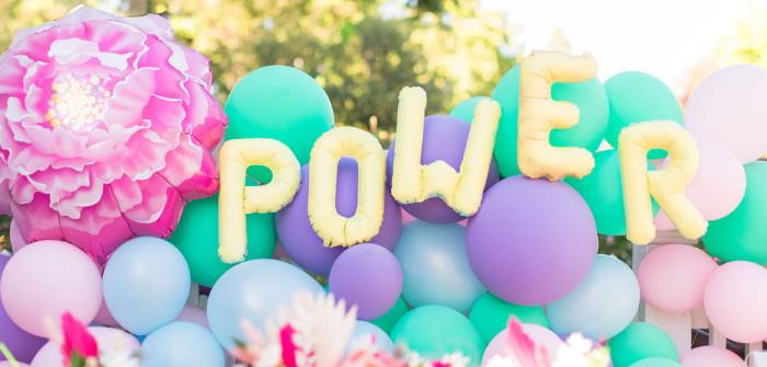 """Flutter, Fly and Reach for the Sky"" Butterfly Garden Party on Kara's Party Ideas | KarasPartyIdeas.com"