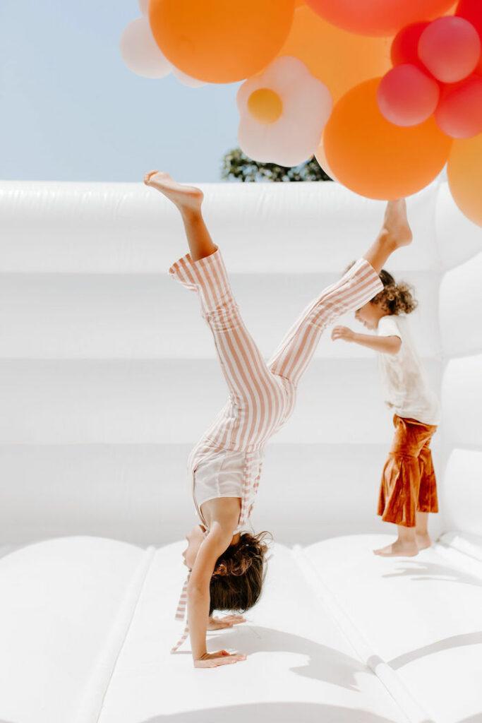 Boho Floral Woodstock Inspired Birthday Party on Kara's Party Ideas   KarasPartyIdeas.com