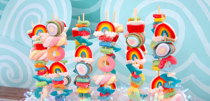 Party Like a Narwhal Birthday Party on Kara's Party Ideas | KarasPartyIdeas.com