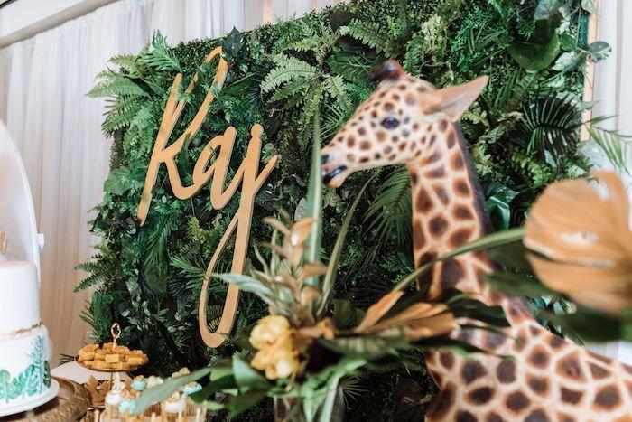 Wild ONE First Birthday Party on Kara's Party Ideas | KarasPartyIdeas.com