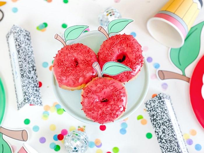 1st Day of School Breakfast Party on Kara's Party Ideas | KarasPartyIdeas.com