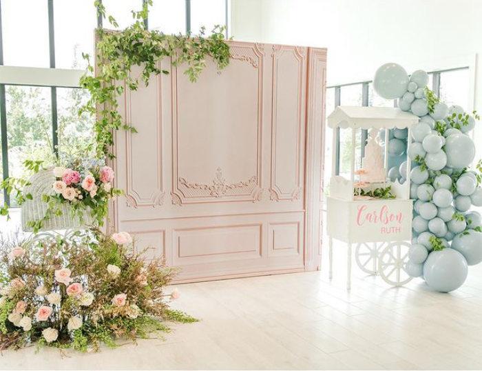 Dreamy Garden Baby Shower on Kara's Party Ideas | KarasPartyIdeas.com