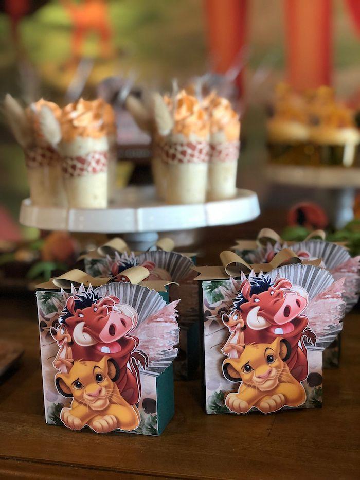 Lion King Birthday Party via Kara's Party Ideas | KarasPartyIdeas.com