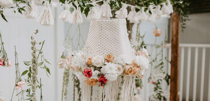 Dreamy Vintage Bridal Shower Picnic on Kara's Party Ideas | KarasPartyIdeas.com