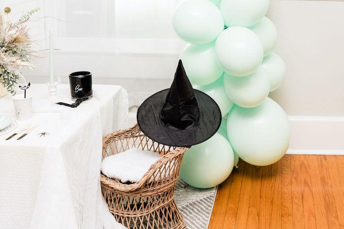Monster Mash Halloween Party on Kara's Party Ideas | KarasPartyIdeas.com