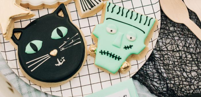 Monster Mash Halloween Party on Kara's Party Ideas   KarasPartyIdeas.com