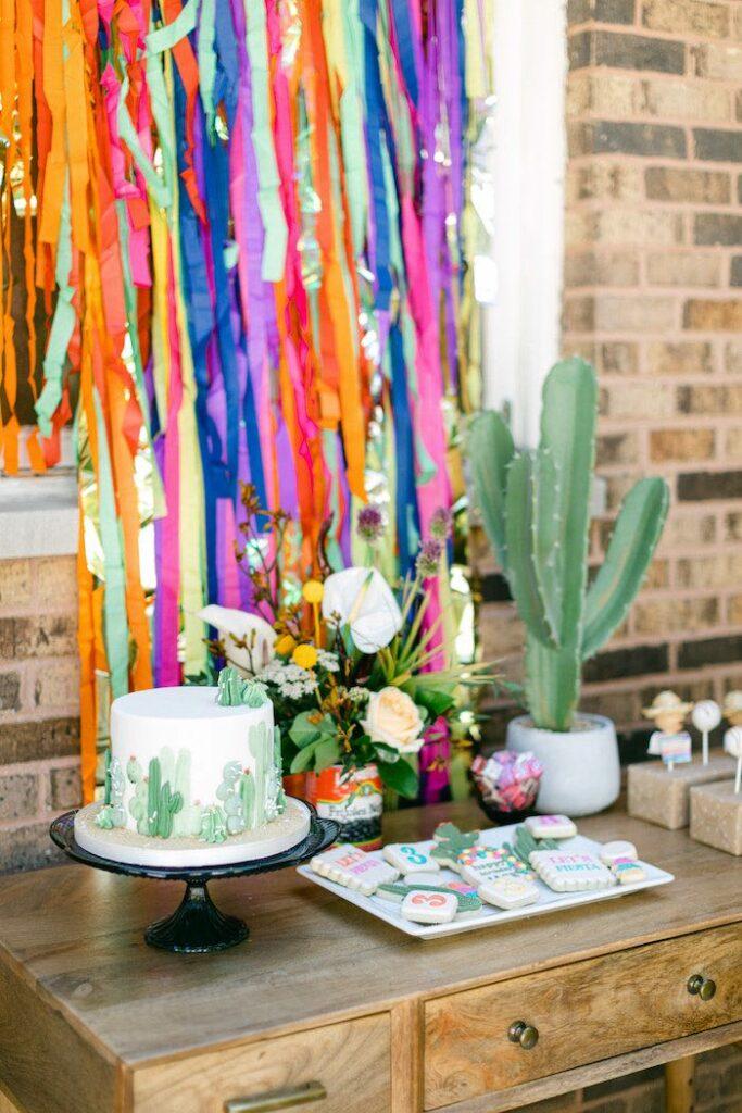 Outdoor Fiesta Birthday Party on Kara's Party Ideas   KarasPartyIdeas.com