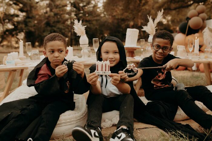 Harry Potter Halloween Party on Kara's Party Ideas | KarasPartyIdeas.com
