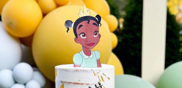 Princess and the Frog New Orleans Restaurant Inspired Party on Kara's Party Ideas   KarasPartyIdeas.com