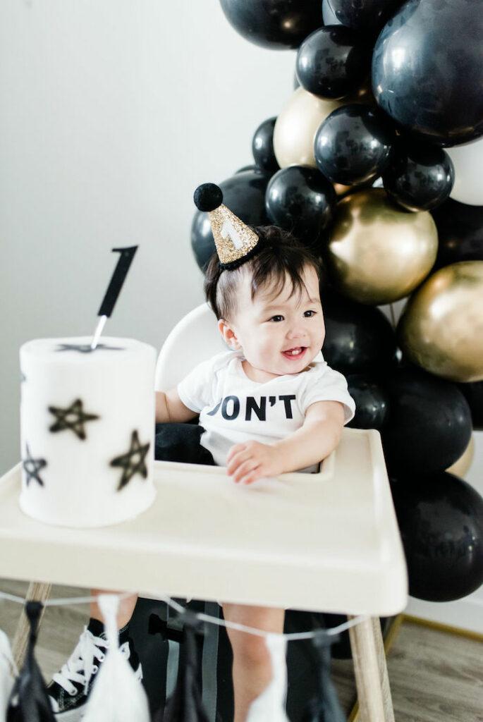 Schitt's Creek Inspired 1st Birthday Party on Kara's Party Ideas | KarasPartyIdeas.com