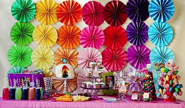 Karas Party Ideas Rainbow Dash My Little Pony Chevron Girl Birthday