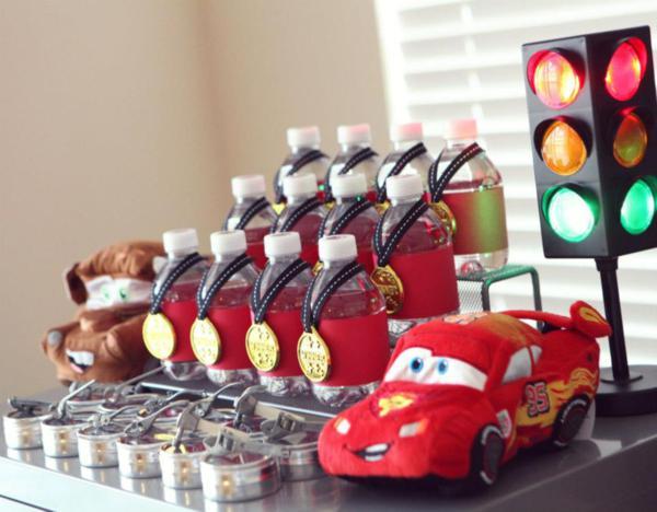 Kara's Party Ideas Disney Cars Lightning McQueen Boy Car ...