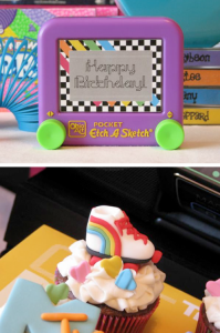 80's Themed Birthday Party via Kara's Party Ideas- www.KarasPartyIdeas.com