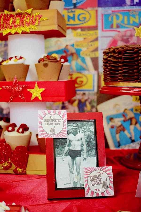 Birthday treat bag ideas for adults